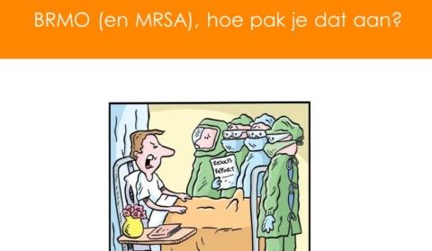 Nieuwsbericht: Informatiepunt MRSA/BRMO Noord Nederland