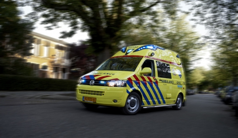 Nieuwsbericht: Goed nieuws voor de Ambulancezorg!