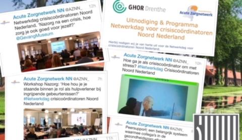 Nieuwsbericht: Netwerkdag crisiscoördinatoren Noord Nederland