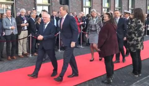Nieuwsbericht: Ommelander Ziekenhuis officieel geopend door koning Willem Alexander